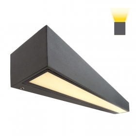 Applique wall 50cm LED 18W lamp external light to balcony terrace 3000K 230V