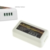Smart Controller for strips, LED controller single color Rf 2.4 Ghz dimmer 2-wire