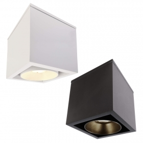 9W LED ceiling light square spotlig