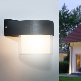 Outdoor LED wall lamp modern wall l