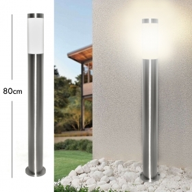Lamp E27 stake LED light avenue path garden light bulb 10W RGB WiFi 100cm