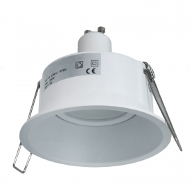 9cm round recessed spotlight L