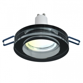 Glass recessed spotlight intelligent LED lamp WiFi GU10 light from 2700K to 6500K
