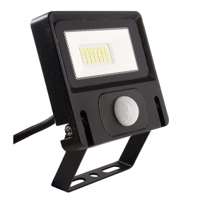 LED spotlight 20W PIR motion sensor garage gate security light IP65 230V
