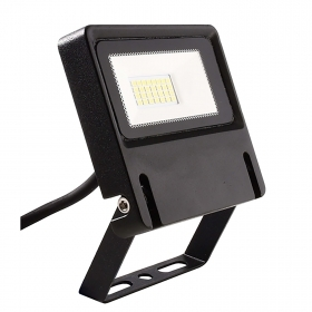 Outdoor LED floodlight 20W light garden parking tables 4000K 230V IP65