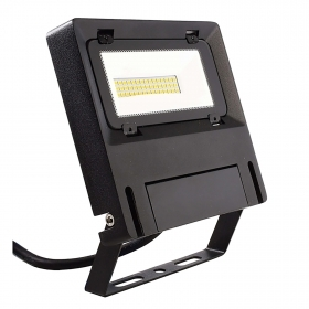 Outdoor LED floodlight 30W light garden parking tables 4000K 230V IP65