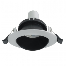 Foco LED 5W GU10 redondo empotrable