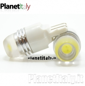 2 Lampadine led canbus t10 w5w luci